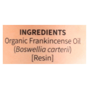 Garden Of Life - Essential Oil Frankincense - .5 Fz