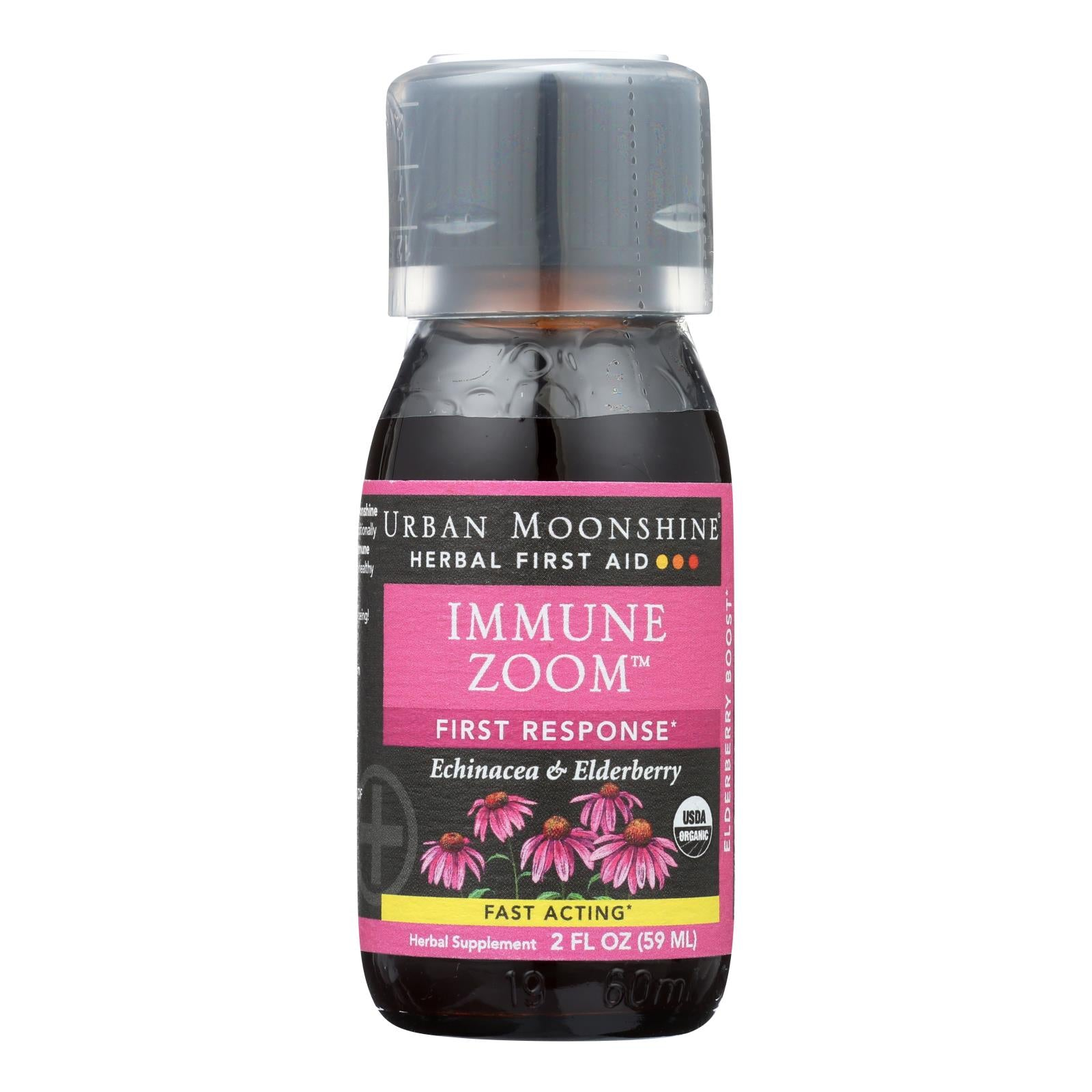 Urban Moonshine - Immune Zoom - 2 Fl Oz.