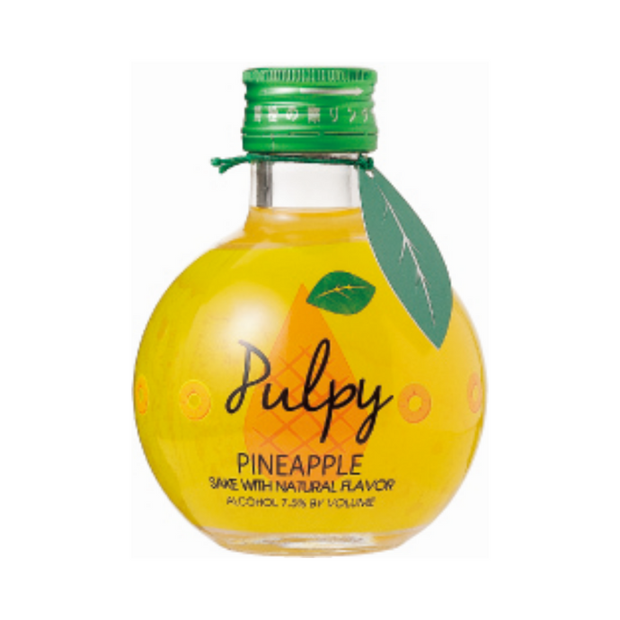 New Product: Kikusui Pulpy Pineapple
