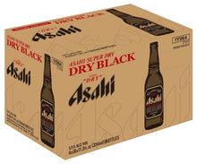 Load image into Gallery viewer, ASAHI SUPER DRY BLACK 11.3oz BOTTLE