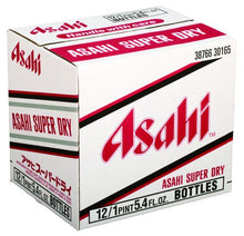 Load image into Gallery viewer, ASAHI SUPER DRY BEER 21.4oz BOTTLE