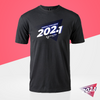2021 Annual Challenge (202.1 KM + 202.1 Miles) - Entries + Shirt + Medals