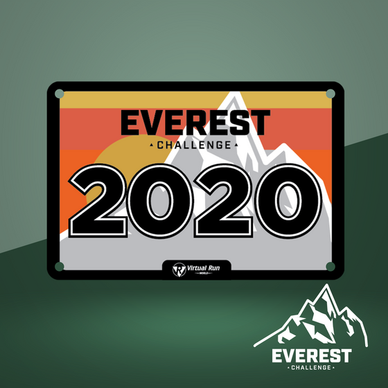 Everest Challenge - Entry + Digital Bib