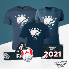 Family Day 5K - Entry + Shirt + Medal