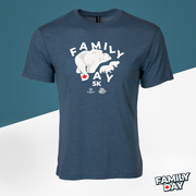 Family Day 5K - Entry + Shirt