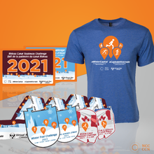 NCC Complete Package   - 2 Entries + 2 Medals + 1 Shirt