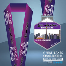 The Great Lakes Challenge: Lake Ontario Entry + Medal