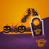 Haunted Halloween Run 2K | 5K - Entry + Medal