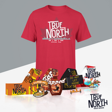 Go Big True North Series Package - 4 entries + 4 medals + shirt