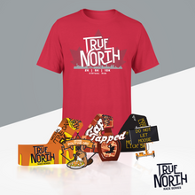 True North Series Package - 3 entries + 3 medals + 1 shirt