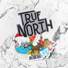 True North 2K | 5K | 10K - Sticker Only