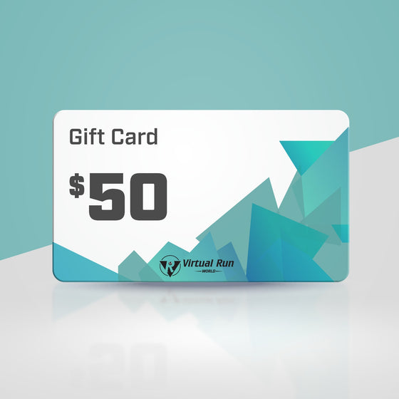 Gift A Race! Virtual Run Canada Gift Card