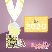 Wine About It Series: 10K - Entry + Medal