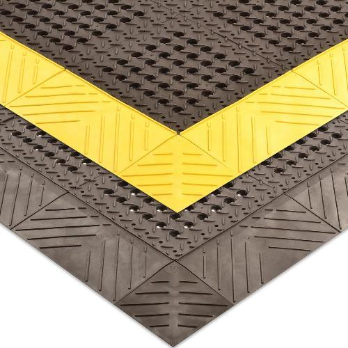 Interlock Diamond Drainage Tile 1