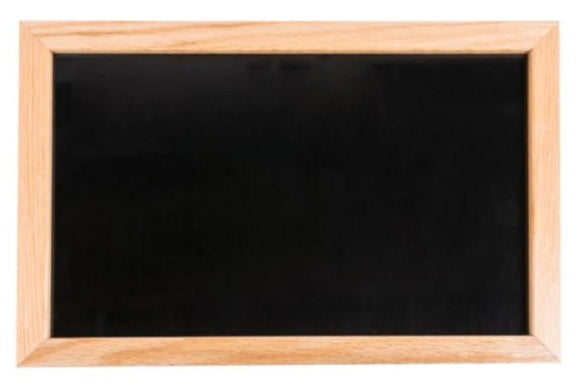 Neon Marker Board Oak