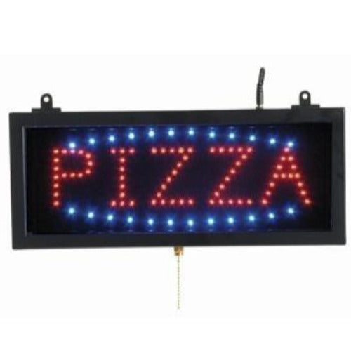 Led PIZZA Signs