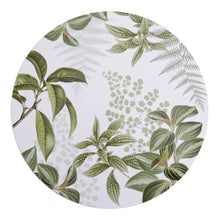 Load image into Gallery viewer, Harlem Green Round Placemat - Set Of 4