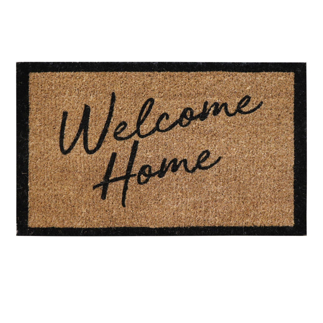 Welcome Home Thick Doormat