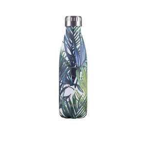 Insulated Drink Bottle - Palms