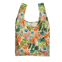 Load image into Gallery viewer, Caribbean Jungle Reusable Shopping Bag