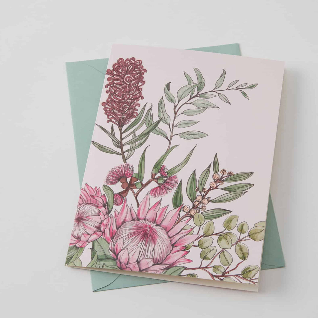 Flora Greeting Cards - 10 pack
