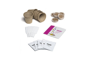 Culinary Flowers Grow Kit