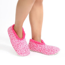Load image into Gallery viewer, Velvet Leopard Pink Sploshies