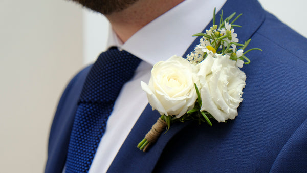 Buttonholes to Church