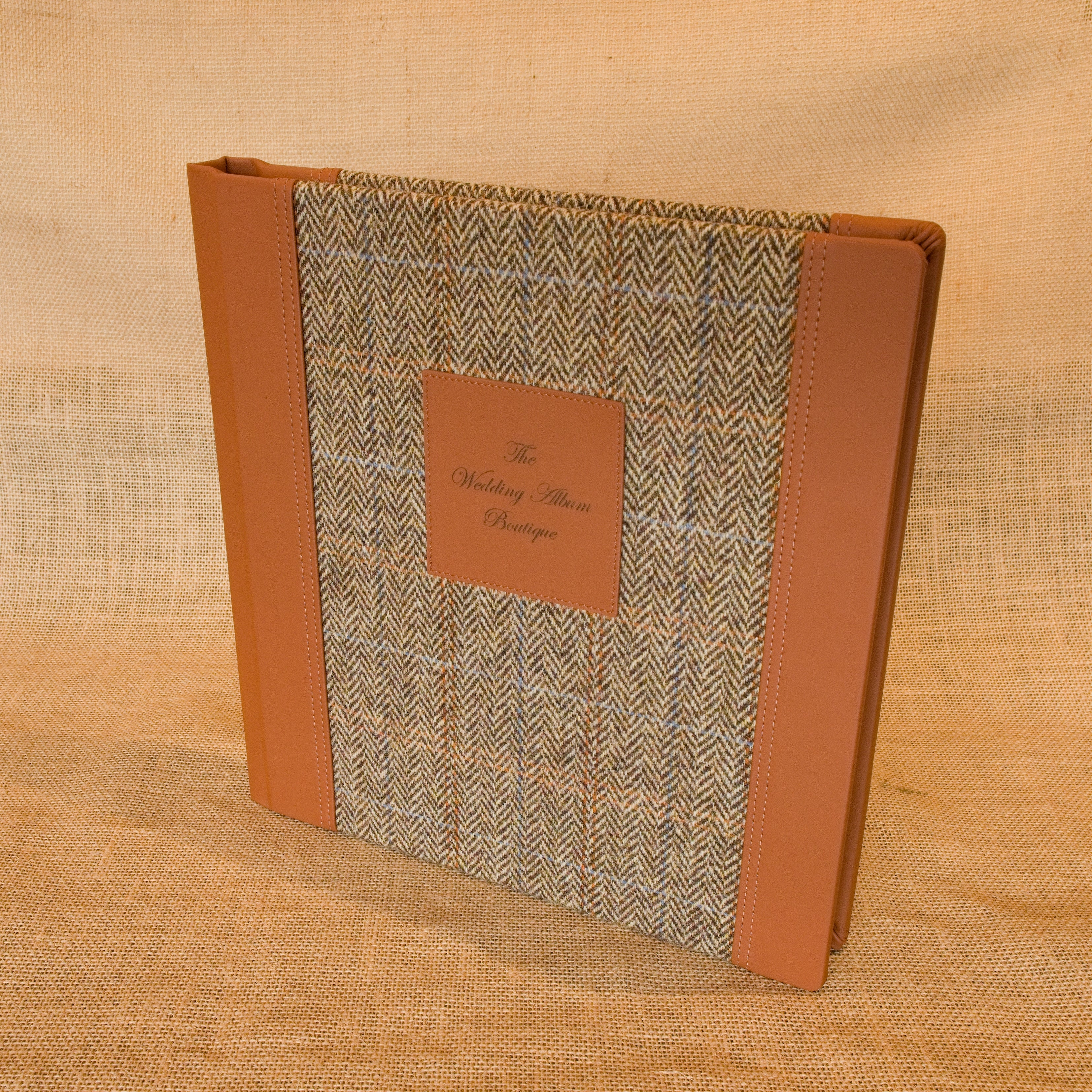 "Harris Tweed Storybook 12"" x 12"""