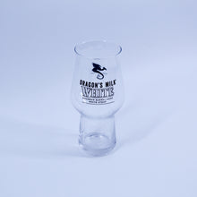 Load image into Gallery viewer, Dragon's Milk White Pint Glass
