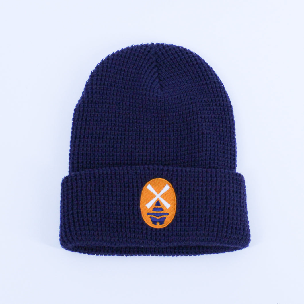 New Holland Navy Beanie
