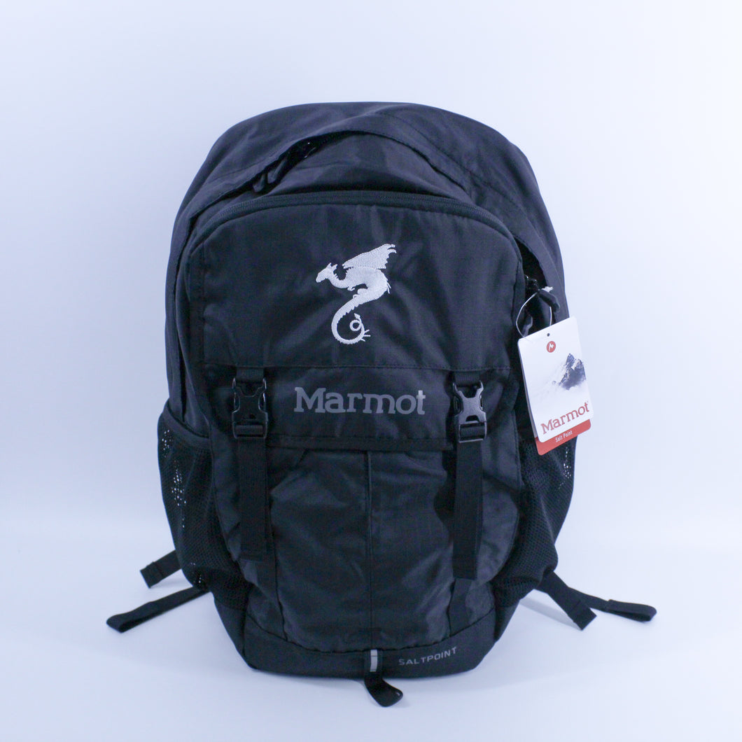 Dragons Milk Marmot® Embroidered Back Pack