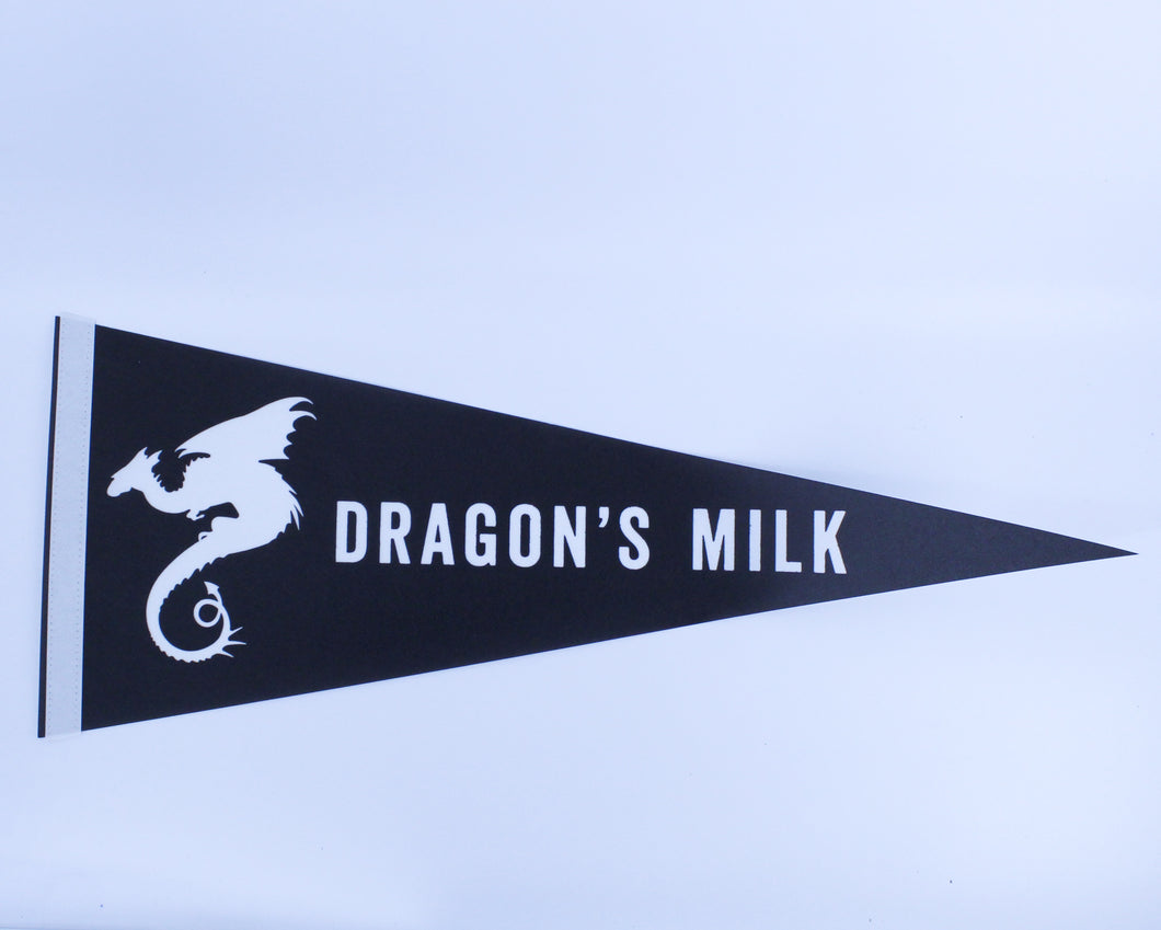Dragons Milk Pennant
