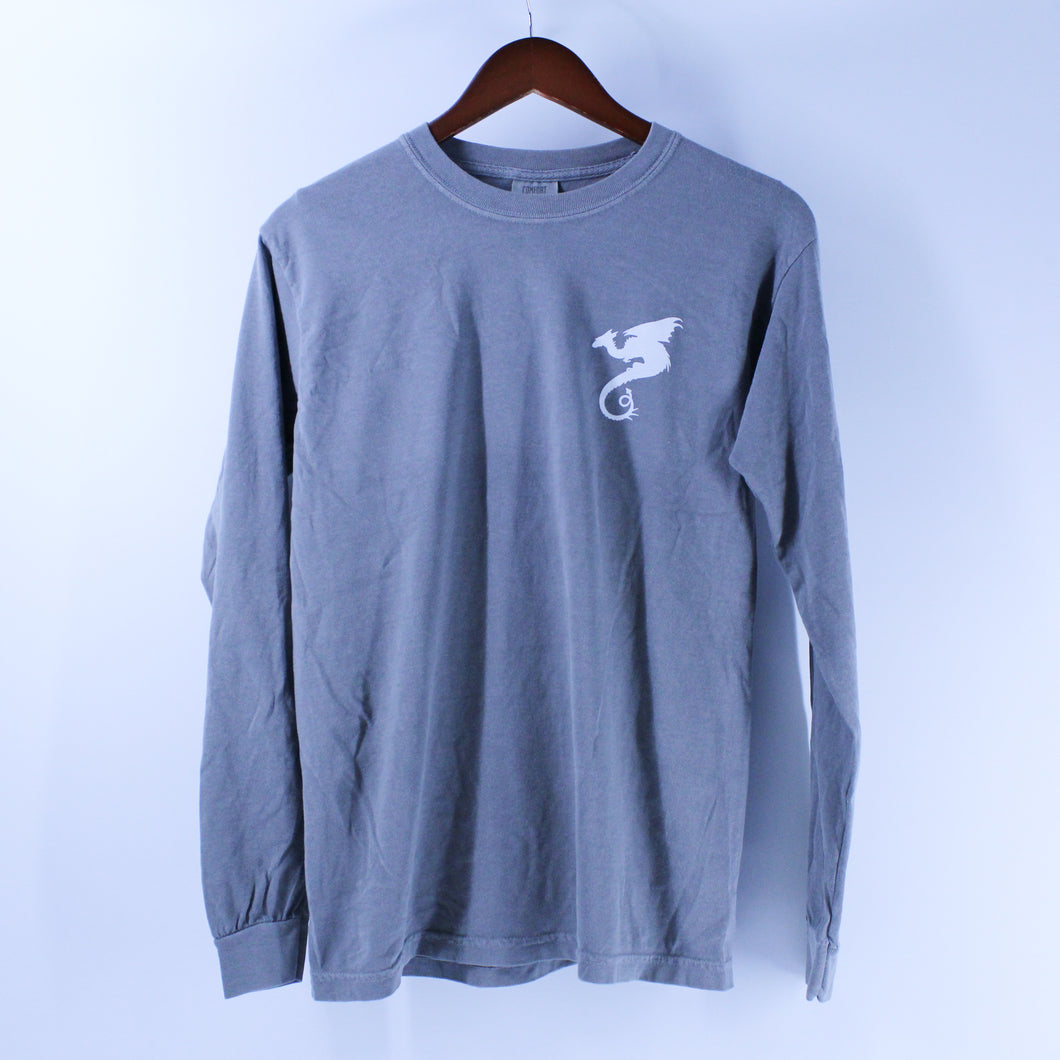 Dragons Milk Grey Long Sleeve T-shirt