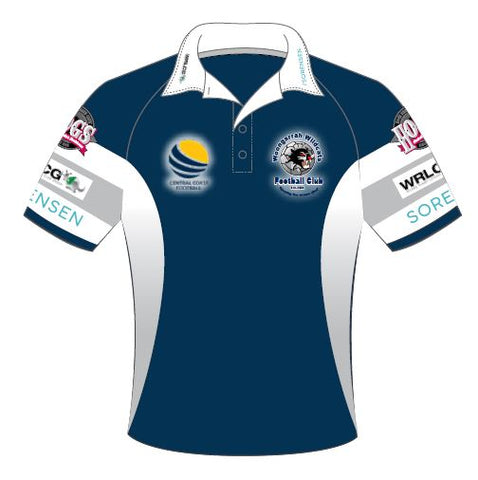 NEW Club Sublimated Polo