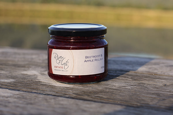 Beetroot & Apple Relish