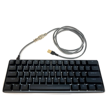 Load image into Gallery viewer, Aviator Cable - Paracord Keyboard Cable - 10 COLORS