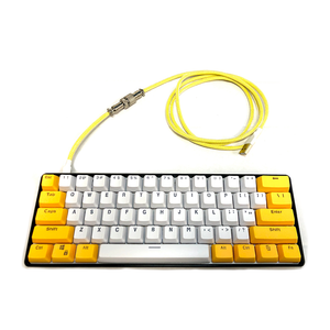 Aviator Cable - Paracord Keyboard Cable - 10 COLORS