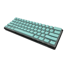 Load image into Gallery viewer, Mint Pudding Keycap Set (ISO Keys included)