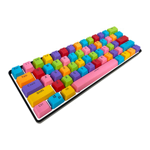 RAINBOW EDITION - Kraken Pro 60% Mechanical Keyboard