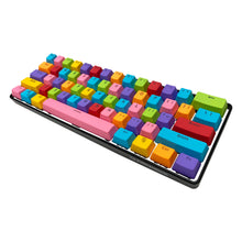 Load image into Gallery viewer, RAINBOW EDITION - Kraken Pro 60% Mechanical Keyboard