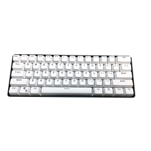Load image into Gallery viewer, Pure White Keycap Set - Kraken Keycaps