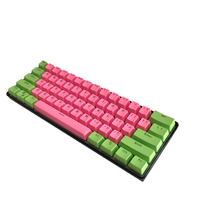 Load image into Gallery viewer, Strawberry Kiwi Keycap Set - Kraken Keycaps