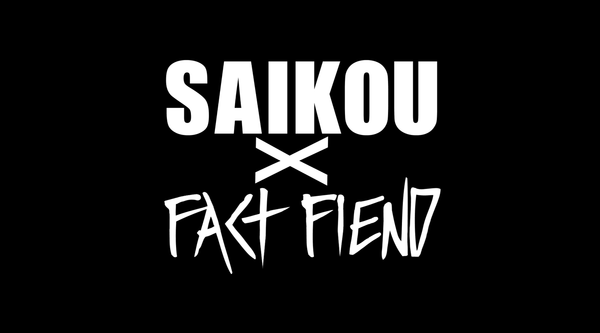 Our First Collab Of 2021! | Saikou Apparel