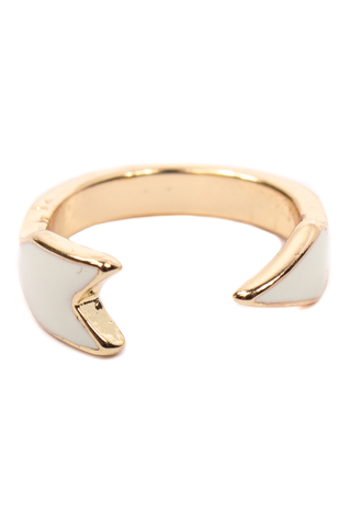 Arrow Cuff Mid Ring