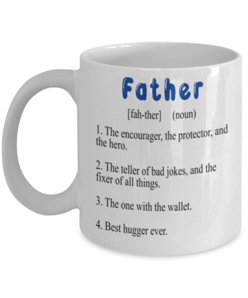 Father | Dad Gift | Fathers Day Gift from Daughter | Fathers Day Gift from Son