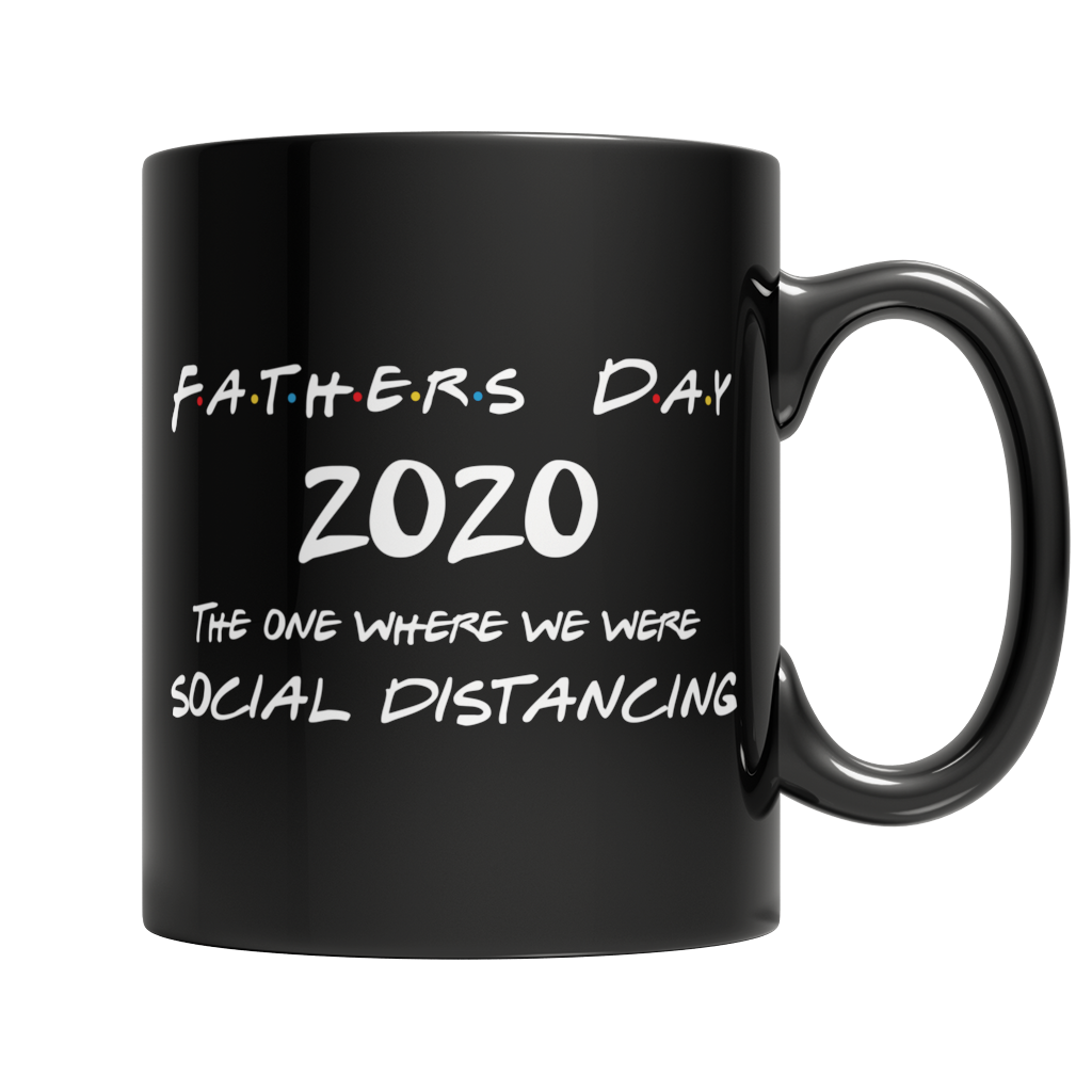 Fathers Day - Social Distancing