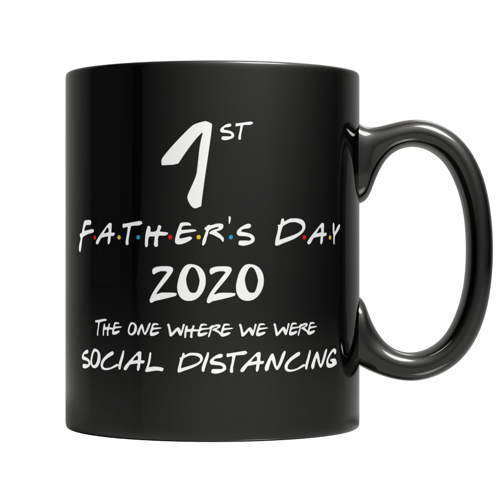 First Fathers Day while social distancing- B
