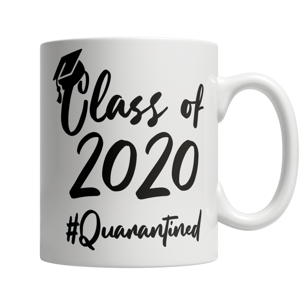Class of 2020 Quarantined - Mug White