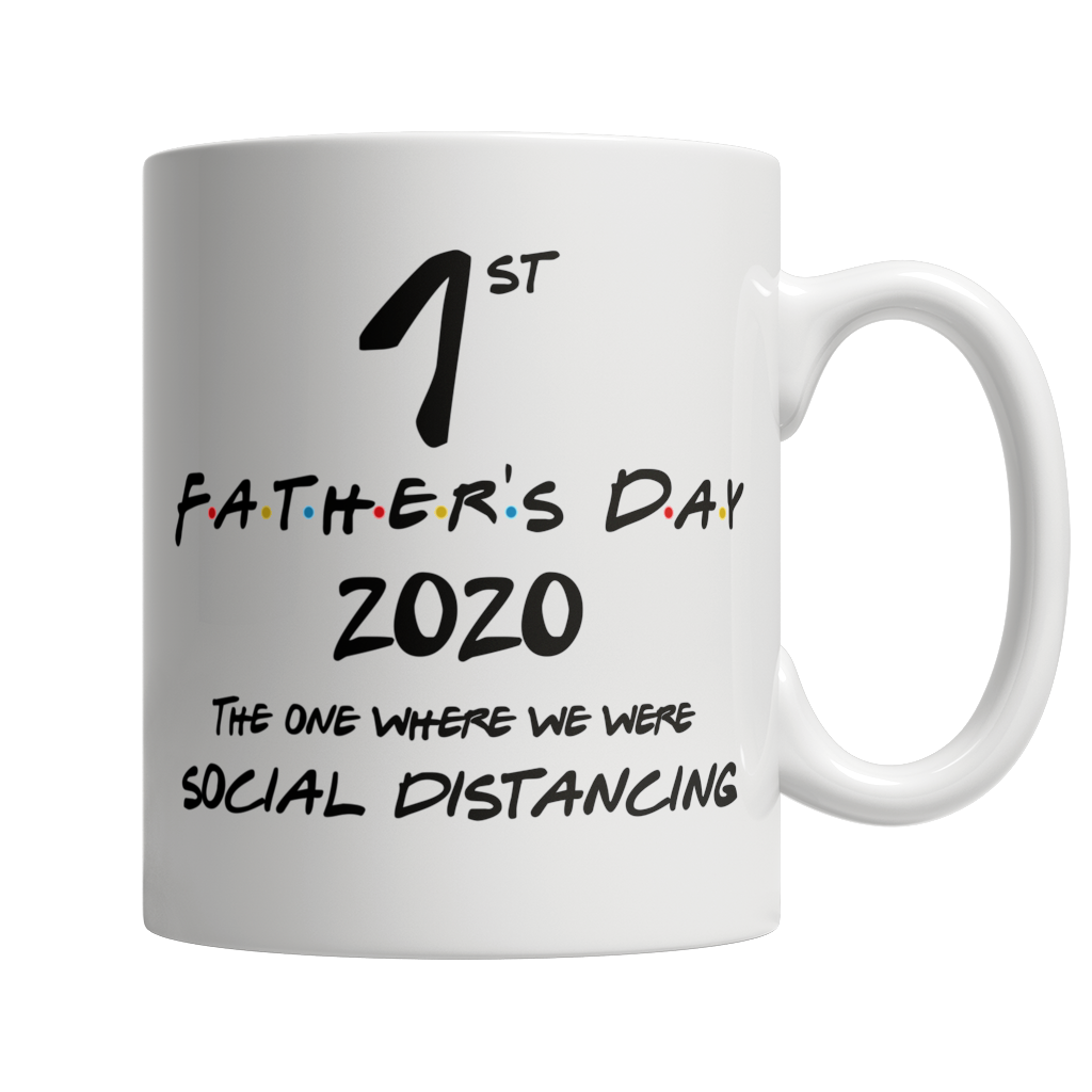 First Fathers Day while social distancing
